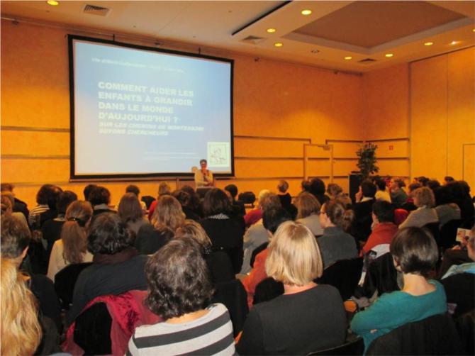 conférence ville d'Illkirch